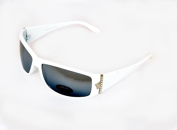 e9a02e3fb Slnečné okuliare dámske biele | Margaretkashop - Darčeky za super ceny