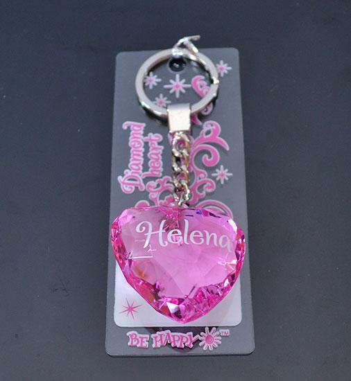 Prívesok Diamond Heart HELENA  a2295f465e9