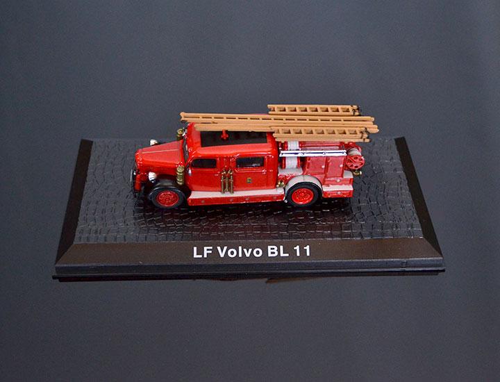 Model veterán LF VOLVO BL-11