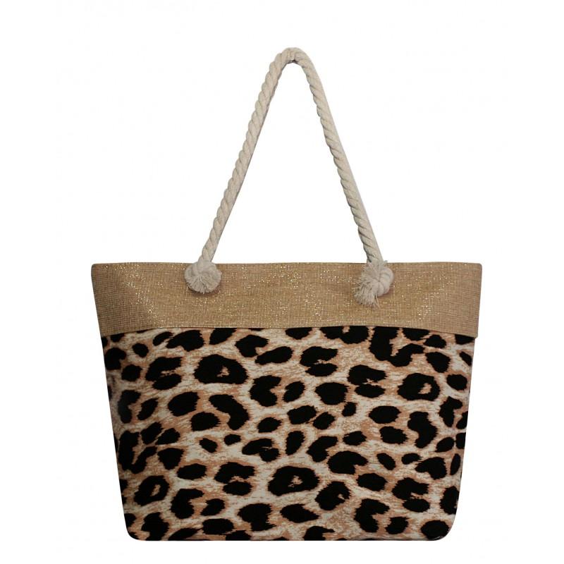 Plážová taška brown