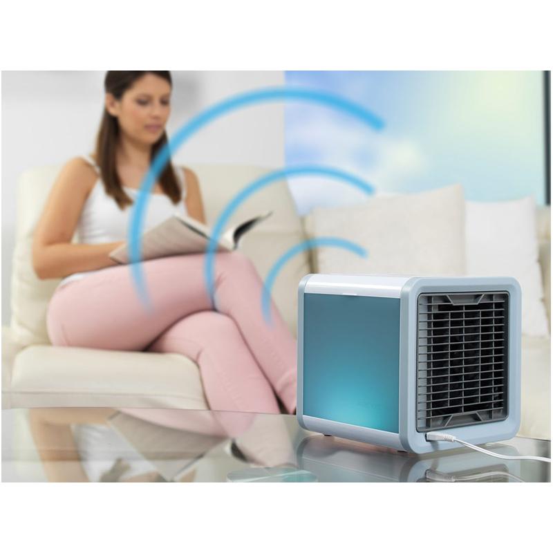 Klimatizácia mini prenosná USB Artic ice cooler