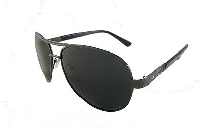Polarizačné slnečné okuliare čierne