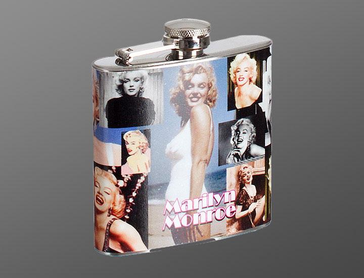 Ploskačka 180ml Marilyn 2