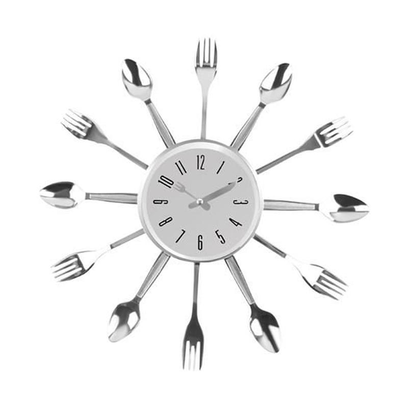 Hodiny kuchynské Príbor | Margaretkashop - Darčeky za super ceny