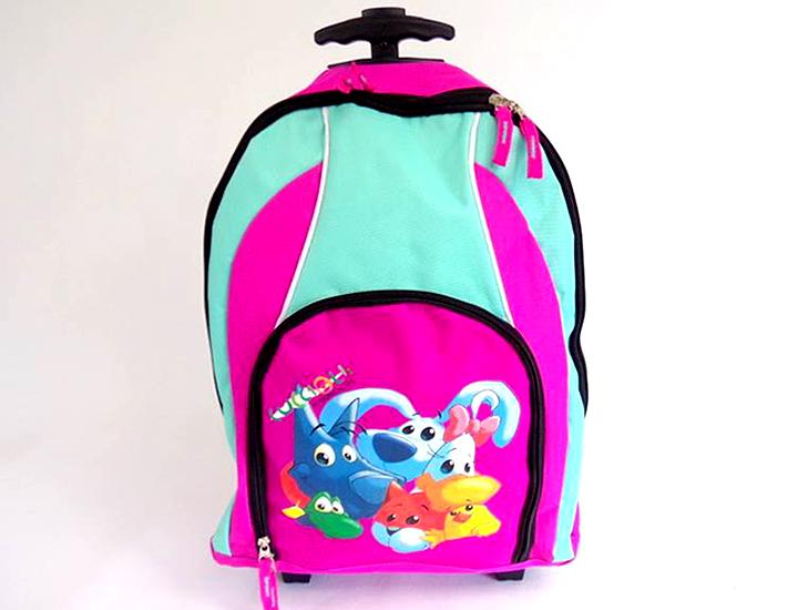 d34b2496f8d7f Školská taška na kolieskach Cuccioli | Margaretkashop - Darčeky za ...
