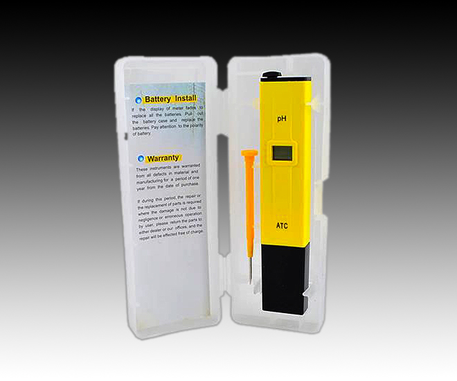 Merač pH kvapaliny ATC | Margaretkashop - Darčeky za super ceny