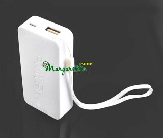 Batéria USB POWER BANK 5200 mAh