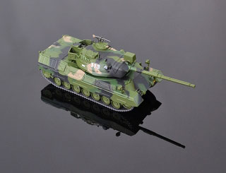 Model tanku Leopard 1A2 1:74