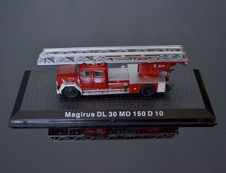 DeAgostini Model veterán Magirus DL-30 1:72