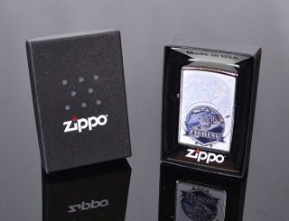 Zapaľovač ZIPPO Bass Fishing Design No.60004184