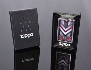 Zapaľovač ZIPPO Abstract Metal No.60003361