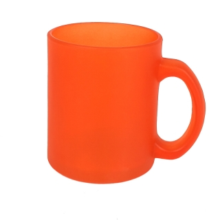 Hrnček 300ml Orange mat