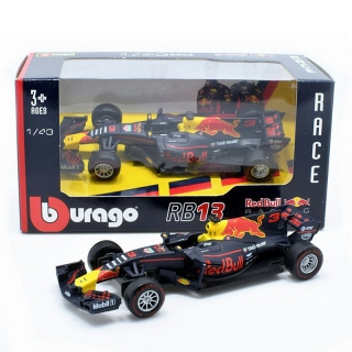 Model formula Red Bull Racing RB13 1:43 XE6