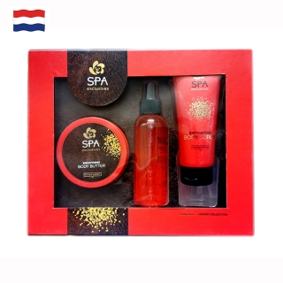 Darčeková sada SPA exclusives Red